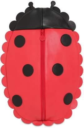 Stella McCartney Ladybug Faux Leather Backpack