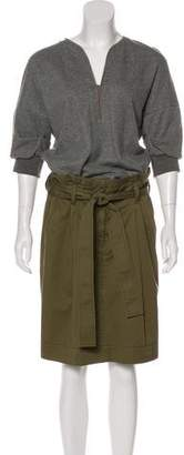 3.1 Phillip Lim Belted Midi Dress