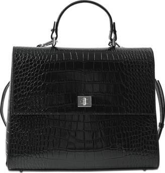 Hugo Boss Bespoke CS M Top Handle bag $1,432 thestylecure.com