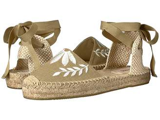 Soludos Embroidered Floral Sandal Women's Sandals