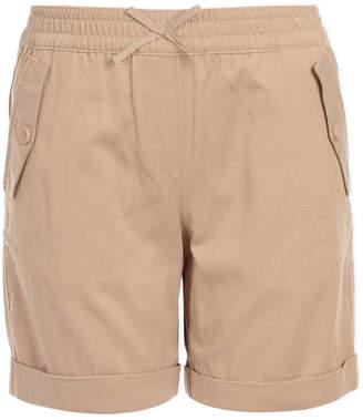Nautica (ノーティカ) - Nautica Little Girls Pull-On Cuffed Shorts