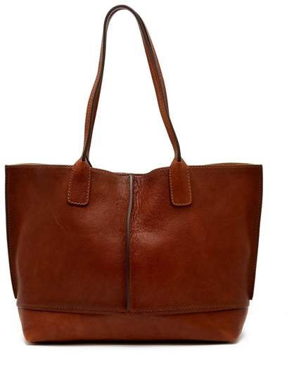 Frye Lucy Leather Tote Bag 8e3b14579e