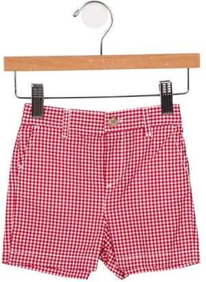 Ralph Lauren Boys' Gingham Bermuda Shorts
