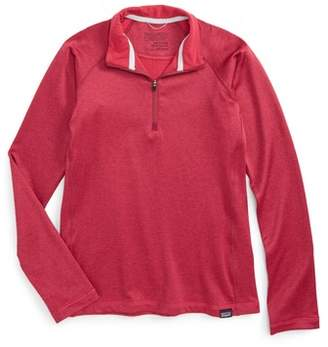 Patagonia Capilene(R) Heavyweight Base Layer Pullover