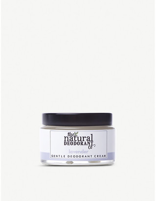 The Natural Deodorant Co Gentle Deodrant Cream Lavender 55g