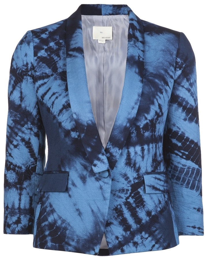 Boy. By Band Of Outsiders Tie-dye blazer