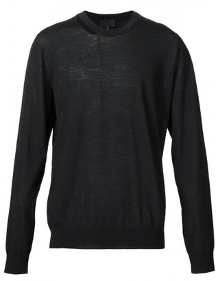 Lanvin knitted sweater $965 thestylecure.com