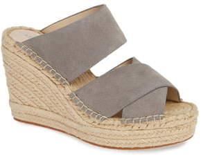 Kenneth Cole New York Olivia Wedge Slide Sandal