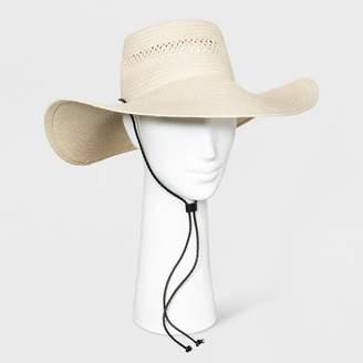 Universal Thread Women's Floppy Hat Natural