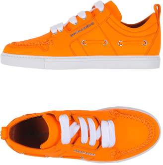 DSQUARED2 Low-tops & sneakers - Item 11181455FW