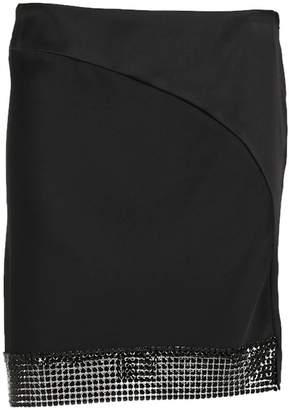 Paco Rabanne Beaded Mini Skirt