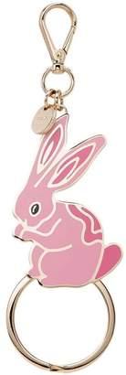 Prada Rabbit enamelled keyring