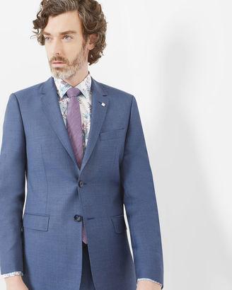 Debonair textured wool jacket $609 thestylecure.com