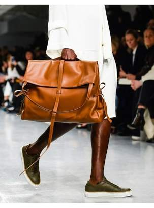 Eudon Choi MULLER LARGE BAG in Tan