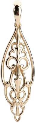Carolyn Pollack Sterling & 14K Country CoutureScroll Enhancer
