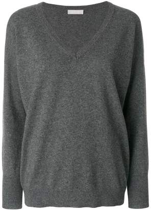 Le Tricot Perugia v-neck relazed sweater