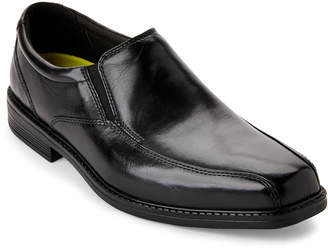 Bostonian Black Bolton Free Slip-On Loafers