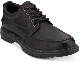 Dockers Overton Moc-Toe Leather Oxfords Men's Shoes