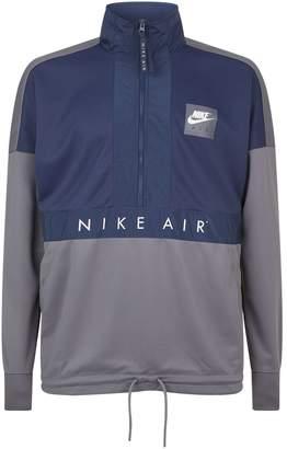 Nike Half Zip Sweater