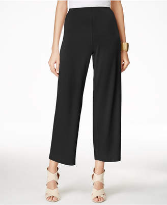Alfani Soft-Knit Dressing Culottes, Only at Macy's $59.50 thestylecure.com