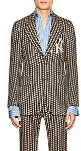 Gucci Men's NY YankeesTM Geometric Jacquard Two-Button Sportcoat