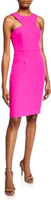 Trina Turk Delano Solid Smoothie Halter Dress