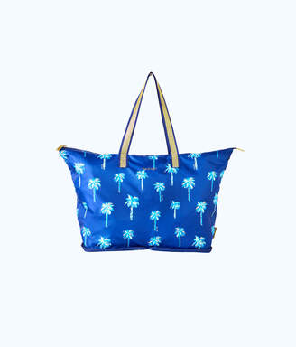 Lilly Pulitzer Getaway Packable Tote Bag