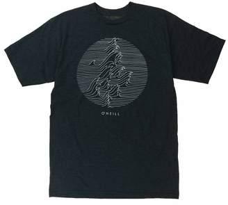 O'Neill Men's T-Shirt, Short Sleeve Decoy Shirt (, Grey)