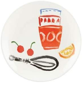 Kate Spade All in Good Taste Pretty Pantry Coupe Accent Plate