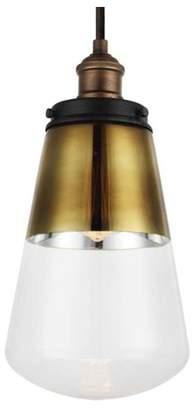 Feiss Murray P1372 Waveform Mini Pendant Light