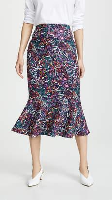 Saloni Portia Midi Skirt