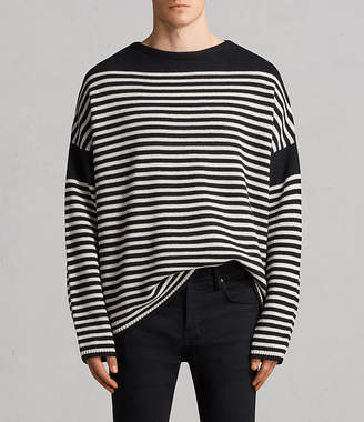 AllSaints Alzette Crew Sweater