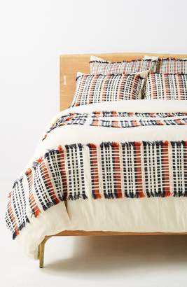 Anthropologie Jarrell Duvet Cover