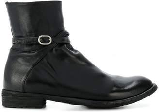 Officine Creative Lexikon buckled boots