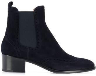 Unützer heeled Chelsea boots