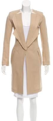 Roland Mouret Wool Tweed Jacket