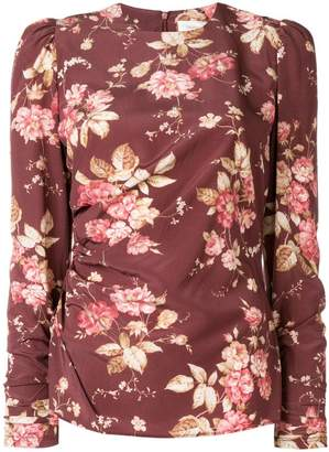 Zimmermann Unbridled draped blouse