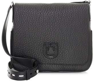 Furla Small Dea Leather Crossbody Bag