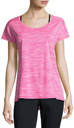 Xersion Performance Cut Out Tee - Tall