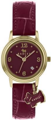 Radley Ladies' Darlington RY2008 Purple Leather Strap Watch