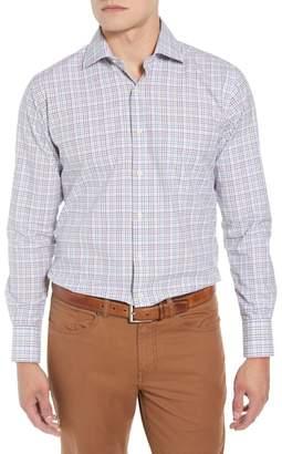 Peter Millar Whittier Heights Check Sport Shirt