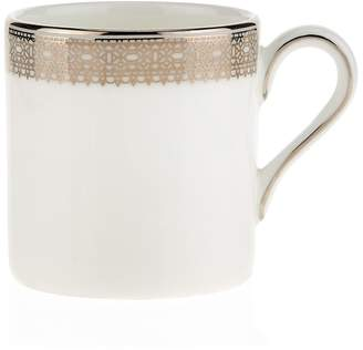 Vera Wang Wedgwood Lace Platinum Coffee Cup