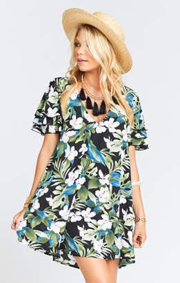 MUMU Disick Dress ~ Monet on Vacay
