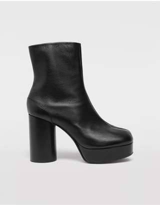Maison Margiela Tabi Platform Ankle Boot