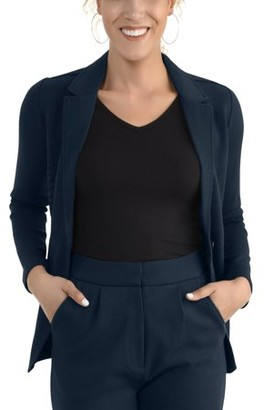 Fruit of the Loom Seek No Further by Women's Mix-it-up Blazer, Available in Sizes up to 2XL