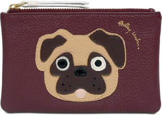 Radley London Pug Zip-Top Coin Wallet in support of the Aspca