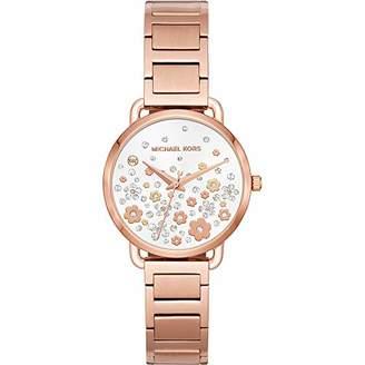 Michael Kors Women's 'Portia' Quartz Stainless Steel Casual Watch