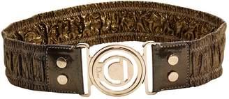 Christian Dior Cloth belt