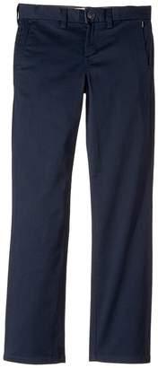 Billabong Kids Carter Chino Stretch Pants Boy's Casual Pants