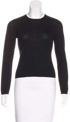 Narciso Rodriguez Cashmere Knit Sweater